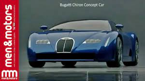 Data for the car edition of the year 1999 for europe concept. 1999 Bugatti 18 3 Chiron Concept We Forgot