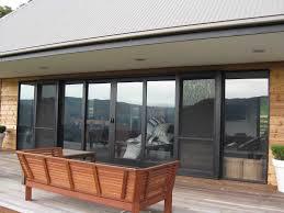 wood sliding patio doors. Sliding Wood Patio Doors And New Ideas Black Wooden Door Brown Bench O