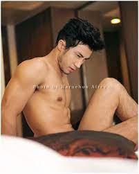 Naked young male filipino models