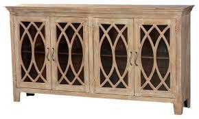 terrific intended for 81 5 solid wood glass door sideboard 4 door rustic buffet cabinet sideboard cabinet with glass doors glamorous sideboard cabinet with