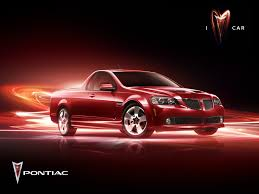 The 2010 Pontiac G8 Sport Truck. The Forgotten Dream.