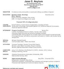 Sample Nursing Resume Graduate Nurse Practitioner New Grad Template ...