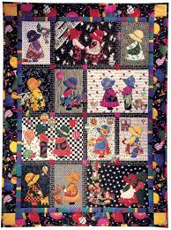 135 best Sunbonnet Sue images on Pinterest | Quilt block patterns ... & Sunbonnet Sue Calendar Girl quilt by Marti Mitchell : link to free patterns  for Sue and Adamdwight.com