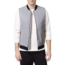 Id Ideology Size Chart Ideology Mens Water Resistant Semi Fitted Outerwear Vest At