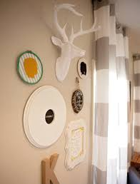 Decorating: Antlers Stocking Hanger Ideas - Antler Ideas