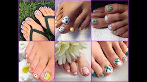50 beautiful toe nail art designs ideas for spring summer 2018