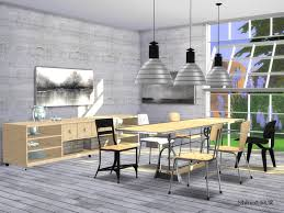 Dining Mona - Sims 4 Mod Download Free