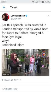 Her Name Is Jayda Fransen And She Needs Your Memes Imgur
