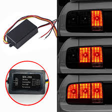 Automotive Led Light Controller 2019 Automotive Led Turn Tail Light Controller Three Stage Flash Controller Car Lighting Control Device 3 Steps Sequential From Miniputao 29 07