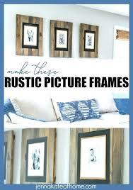 wooden frame diy picture frames poster frame without wood rustic faux pallet poster frame wooden frame diy