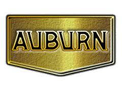 Auburn Logo, Information | Carlogos.org
