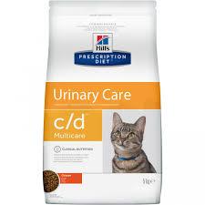 <b>Hill's Prescription Diet</b> (5 кг) C/D <b>Multicare</b> Feline Chicken dry