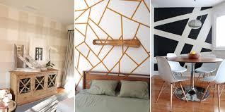 diy painting walls17 Amazing DIY Wall Painting Ideas To Refresh Your Walls