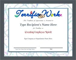 Free Printable Funny Certificate Templates Tire Appreciation Of
