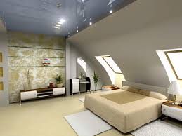 Elegante Schlafzimmer Unter Dachschrage Einrichten Wohnidee 7 Raumax