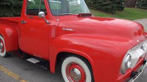 Vintage Mercury M-100 Truck in details - YouTube