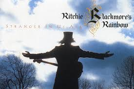 <b>Rainbow's</b> '<b>Stranger</b> in Us All' Signaled Ritchie Blackmore's Shift