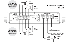 channel 4 ohm speakers wiring on channel wiring diagram on car 2 channel amp 4 ohm speakers wiring wiring 4 speakers to a 2 channel amp 2