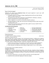 Sample Nursing Resume Extraordinary Resume For Staff Nurse Professional Registered Nurse Resume Elegant