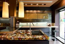 Small Picture Granite Kitchen Countertops New Kitchens With Granite Barn Wood