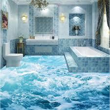 3d bathroom bathroom kitchen floor tiles non slip tiles antique balcony tiles ocean waves 3d floor