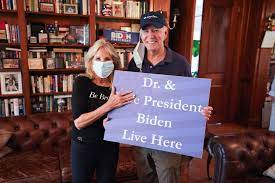 First Family der USA: Das Fotoalbum der Familie Biden