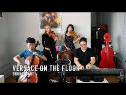 versace on the floor bruno mars jhmjams cover no 267
