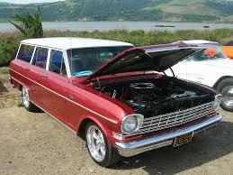 1964 Chevrolet Chevy II Nova Station Wagon (Custom) 'EYL 327' 1 ...