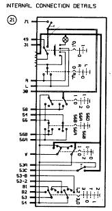 mk3 fiesta stalks wiring diagram technical problems queries here s the mk3