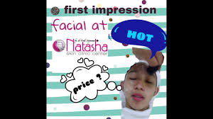 review harga di natasha skin care first impression
