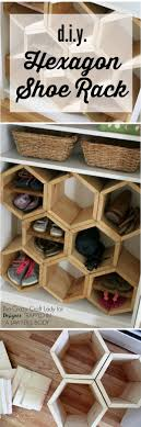 15 Easy DIY Shoe Storage Projects You Can Build on a Budget