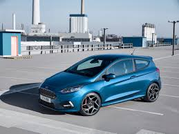 This Is The 2018 Ford Fiesta ST, And It Has A 200 PS 1.5L Turbo ...