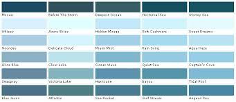 Valspar Paint Color Chart Bedowntowndaytona Com