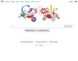google home page design. google\u0027s home page google design l
