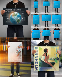 With more background & frame alternatives. 15 Photoshop Poster Mockup Templates For Your Creative Designs