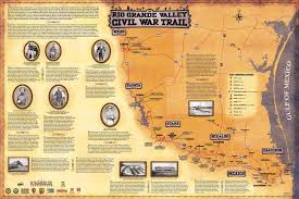 utpa develops rgv civil war trail Rio Grande Trail Map 20150319 rgv civil war trail 2 rio grande trail map colorado