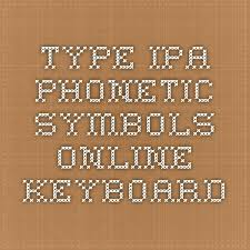 Phonetic alphabet lists with numbers and pronunciations for telephone and radio use. Type Ipa Phonetic Symbols Online Keyboard Online Keyboard Ipa Word Doc