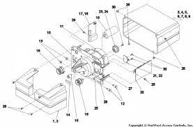 genie garage door opener screw drive. Genie Screw Drive Garage Door Opener Motor For