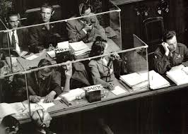 how the nuremberg trials changed interpretation forever a a nuremberg3 interpreters at the nuremberg trial
