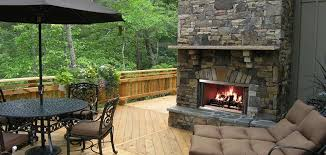 three unique reasons to add an outdoor fireplace