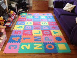 soft floor kids foam playmats