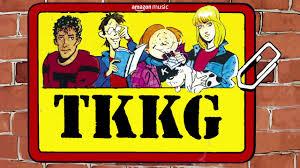 TKKG Retro-Archiv auf Amazon Music - YouTube