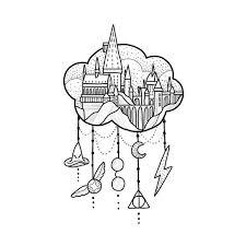 Pin Di Federica Su Harry Potterrr Disegni Di Harry Potter