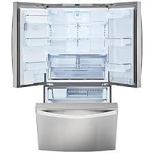 kenmore bottom freezer refrigerator. kenmore elite 74023 29.8 cu. ft. french door bottom-freezer refrigerator bottom freezer e