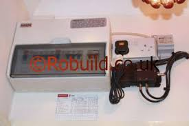 london electricians electrical company contractors in london modern fuse box consumer unit
