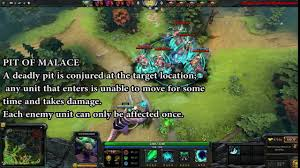 underlord pit lord release dota 2 video dailymotion