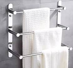 modern towel rack. Fine Rack 50 Cm SUS 304 Stainless Steel Towel Ladder Modern Rack  Bars  Bathro Inside G