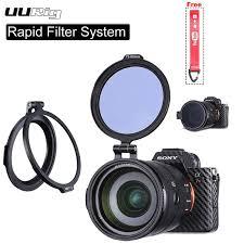 Купить Камера и фото | <b>UURig</b> RFS ND Filter Quick Release DSLR ...