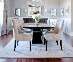 mirror over dining room table. alluring mirrored dining room table with 35 stunning rooms mirror design ideas pictures over t
