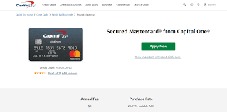Capital one secured credit card security deposit. Capital One Secured Mastercard Credit Card Review 2021 The Smart Investor